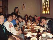 津高で教育実習 2006