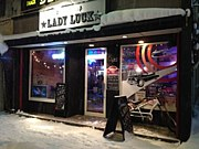 LADY LUCK  Diner&Bar