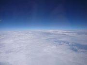 雲の動きが好き♪