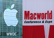 Apple WWDC & Macworld Expo