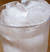 氷を食べるのが好き