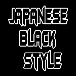 ◆Japanese Black Style◆