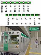 京都市営地下鉄烏丸線沿線住民