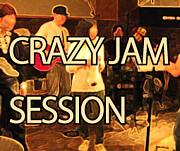 CRAZY JAM 達郎セッション