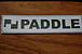 PADDLE (パドル)