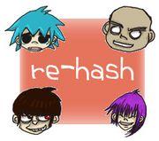 Re-Hash(Gorillaz)