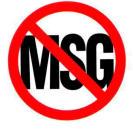 NO MSG 化学調味料アレルギー