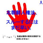 北朝鮮人権法反対コミュ