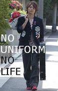 男子の制服姿が好き