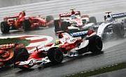 2008F1日本GPに観戦