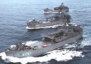 海上自衛隊輸送艦艇