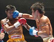 キックボクシング・K-1