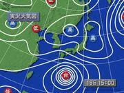 天気図・気象情報