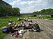 京都の鴨川で歌ったり喋ったり…