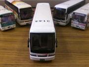 ワンマイルのバス模型
