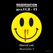 ドレスキャンプ【DRESSCAMP】