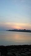 Sometimes 上乃木町の夕日