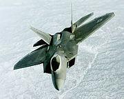 F-22、YF-23A
