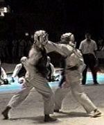 日本拳法!