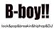B-boy!