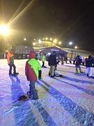 Snow Park session