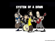 SYSTEM OF A DOWN & WWE