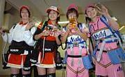 甲子園のキリンビール売り子★