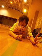 桜台中 Night Basketball