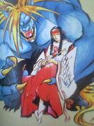 羅将神ミヅキ様。