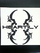 Group HEARTILY