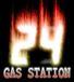 24時間営業ガソリンスタンドMAP