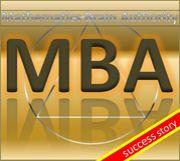 MBA success story
