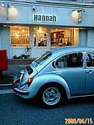 高年式VWビートルの会