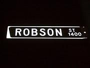 Robson st