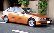 BMW tiシリーズ