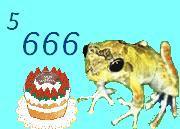 ☆56年6月6日生まれ☆