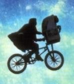 自転車のカゴにゴミ