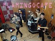 フラミンゴ カフェ