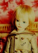 小畑すみれの人形