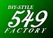 ー 549 FACTORY −