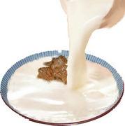 納豆に牛乳〜お茶漬けにチーズ