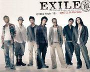 EXILE FAMILY in 中国地方