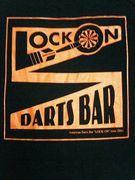DARTS BAR  LOCK ON