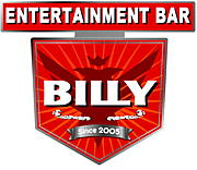 ENTERTAINMENT BAR BILLY