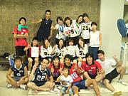 バレーボールチーム KYO