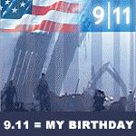 9月11日=誕生日