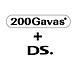 200gavas+DS