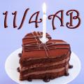 11月4日生まれのAB型