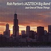 Rob Parton's JAZZTECH Big Band