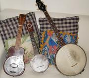 Banjo & Resonator Ukulele